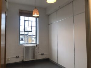Private Second Floor Office for 1-2 people
